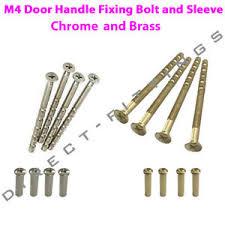 kitchen cabinet door knob screws 4mm x 6mm pack of 20 m4 door knob screws handle screws for