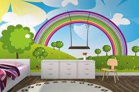 wallpaper designs for kids lovely wallpaper designs to adorn the child s room