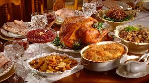 my thanksgiving thanksgiving in my family is always tense because i read news
