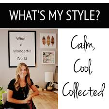 calm cool collected finding style fridays calm cool collected