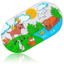 amazon com baby bath mat non slip for kids size 27 amazon com baby bath mat non slip for kids size 27