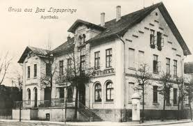 Parkhotel Bad Lippspringe Arminius Apotheke U2013 Heimatverein Bad Lippspringe