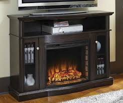 first inch free standing fireplace insert electric fireplace