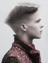 history of avant garde hairstyles mens short avant garde hairstyles