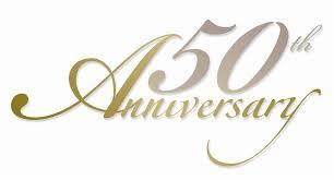 50 year wedding anniversary 50 year anniversary clipart clip library