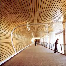 Sound Absorbing Ceiling Panels by Sound Absorption Acoustics Wood Grain Panel Fonnov