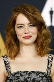 shoulder length hairstyke oval face medium length hairstyles we re loving right now southern living