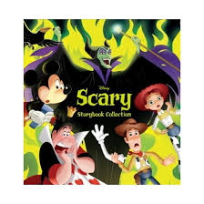 disney scary storybook collection hardcover target