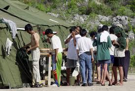 un rep to visit nauru study australia u0027s asylum seeker policy