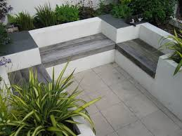 Small Courtyard Design This Modern Courtyard Garden Makes Good Use Of A Small Space With
