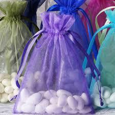 organza drawstring bags 5x7 organza drawstring bags navy blue 10 pack efavormart
