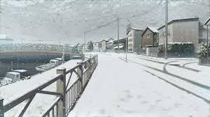 winter anime wallpaper hd anime winter scenery hd wallpaper 1920x1080 id 58283
