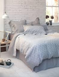 grey duvet cover with unique pattern secret linen store