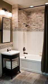 What Im Thinking Is To Pull The Tub Back Away From The Wall Use - Designs of bathroom tiles