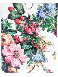 Floral Prints by Dolce U0026 Gabbana Floral Print Ipad Case Lyst