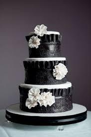 black and white wedding cakes black white wedding cake decoration wedding cake cake ideas by