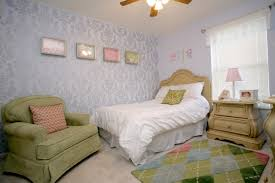 Master Bedroom Ideas With Wallpaper Accent Wall Wallpaper Accent Wall Bedroom Room Design Decor Classy Simple