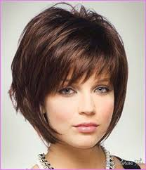short length with bangs hairstyles for women over 50 cool short bob haircuts with bangs sacred sewing pinterest