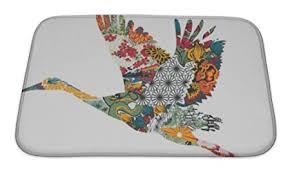 Japanese Bath Mat Cheap Japanese Stork Tattoo Find Japanese Stork Tattoo Deals On