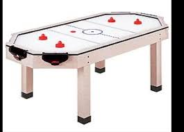 hockey time air hockey table 6 way air hockey table circus time