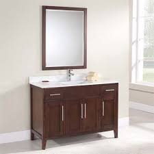 TidalBath LDNE Linden In Bathroom Vanity Lowes Canada - Bella 48 inch bathroom vanity white