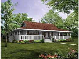 one level house plans with porch ranch house with wrap around porch and basement house plans