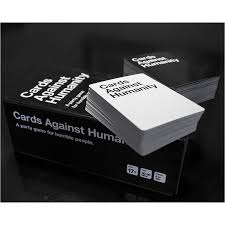 cards against humanity reject pack auction schedule headshots from the heart