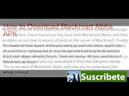 blackmart apk app blackmart alpha apk the best android app