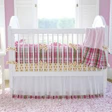 baby necessities ladybug plaid baby bedding and nursery necessities in interior