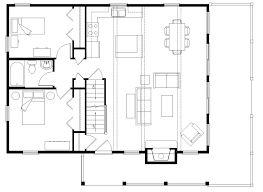 new floor plans house plans with lofts loft apartment plans cool design ideas new
