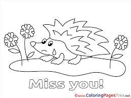 printable coloring pages of flowers fatherus day coloring pages flowers printable miss you sheets