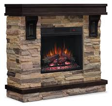 electric fireplaces the brick