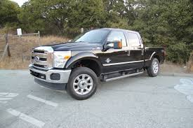 review 2011 ford f 250 diesel the truth about cars