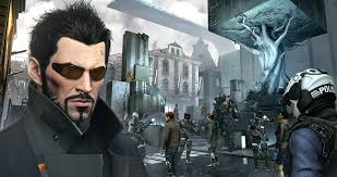 deus ex writer each ending in human revolution was the u0027correct
