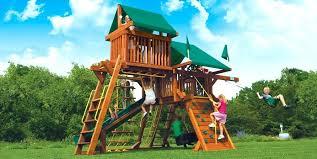 backyard play structures toronto backyard flooring i diy