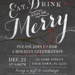 holiday party invitation template powerpoint orax info