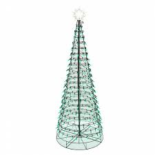 energy best 6 u0027 350 green led light metal christmas tree shop