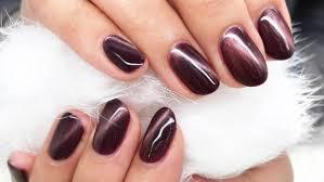 are tiger u0027s eye nails the next big nail trend fashionista