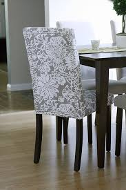 Fabric Dining Room Chair Covers with Inspiring Fabric Chair Covers For Dining Room Chairs 55 For Your