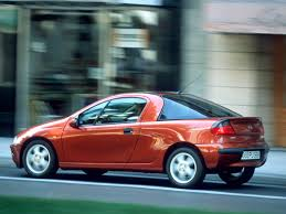 opel tigra opel tigra through the adverts