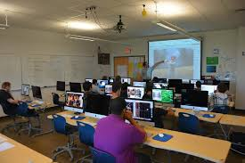 in design class career technical education culpeper county schools