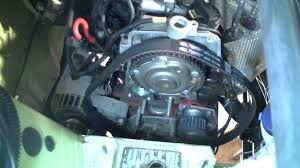 fiat ford 1 2l replacing timing belt and water pump youtube