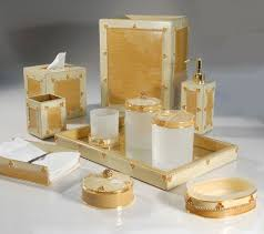 Bathroom Accessories Stores Gold Bathroom Accessories White Finger