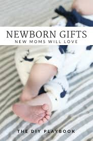 creative gift ideas for newborns and the diy playbook