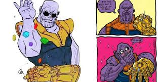 Funny Character Memes - 20 funniest infinity gauntlet memes that will make you laugh hard