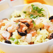 cuisiner des fruits de mer recette risotto aux fruits de mer