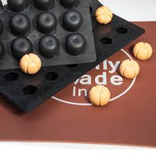 halloween cake molds halloween pumpkin chocolate mold 14g truffly made chocolate