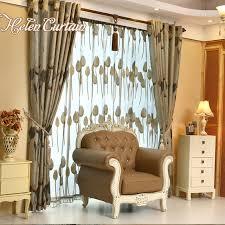 vorhã nge fã r schlafzimmer aliexpress helen vorhang hohe qualität jacquard luxus