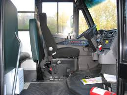 bus driver seat covers velcromag
