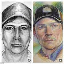new sketch of man who kidnapped cal ripken u0027s mother violet daily